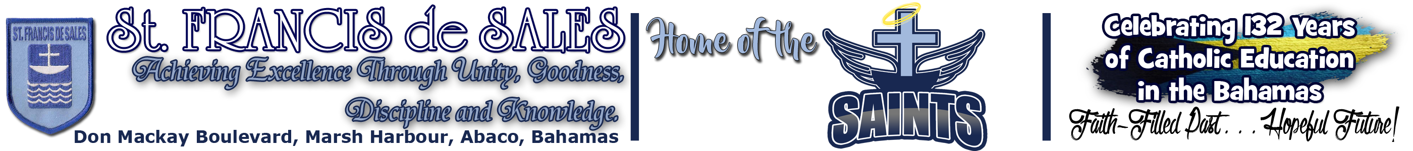 Saint Francis de Sales Logo